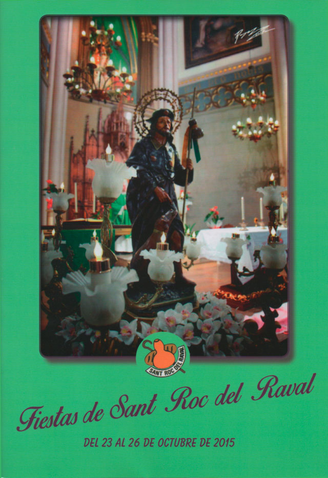 Sant Roc del Raval 2015