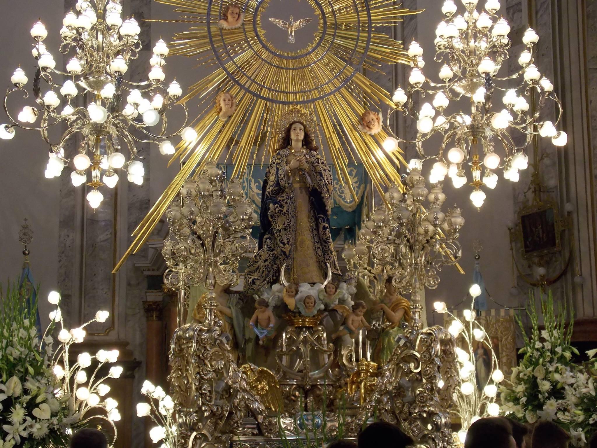 Processó de la Immaculada de Vila-real
