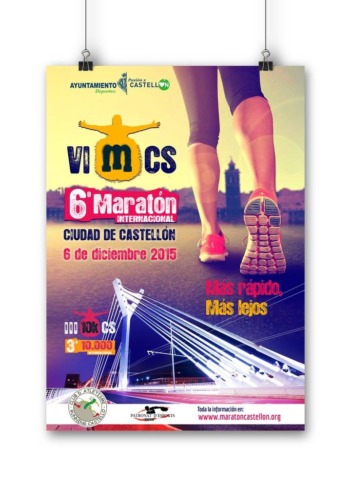 VI Marató Ciutat de Castelló