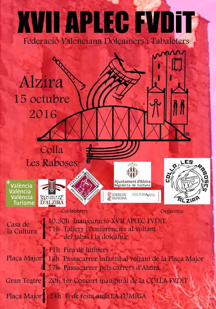 Aplec de FVDIT a Alzira