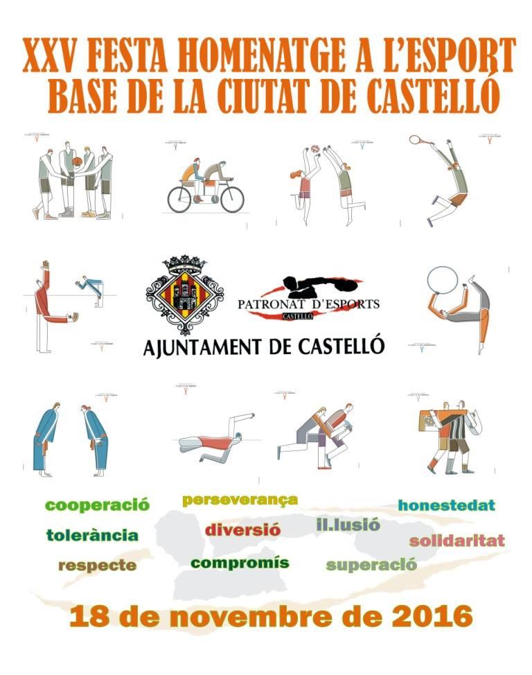 Gala de l'Esport Base de Castelló