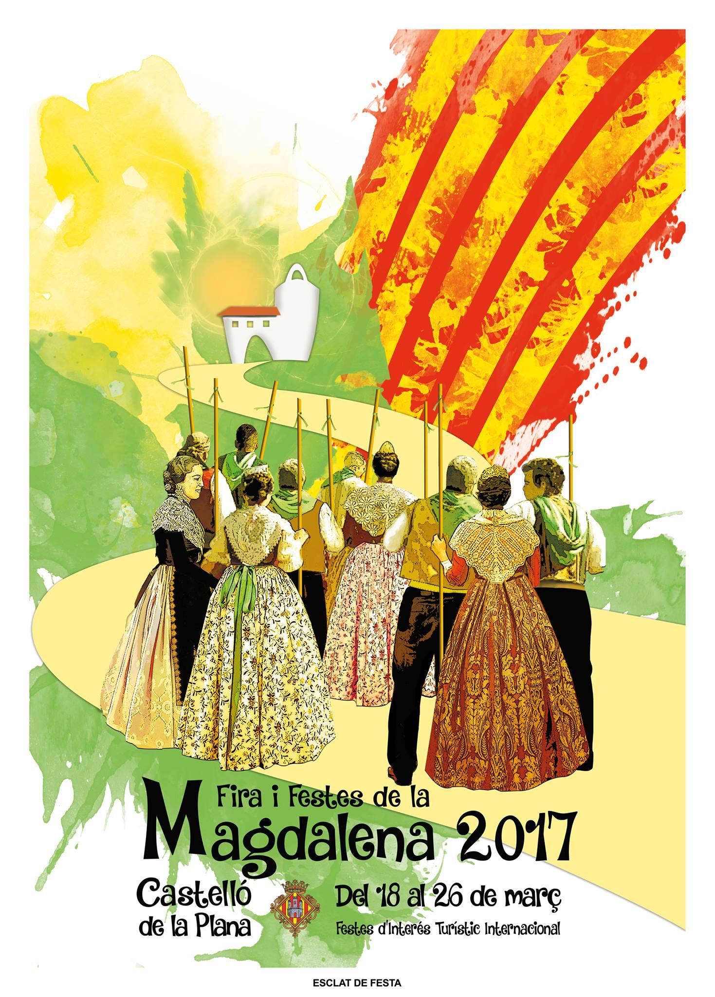 Presentació Cartell Magdalena 2017