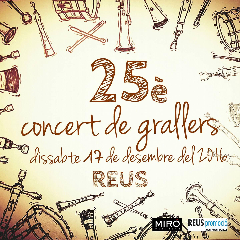 Concert de Grallers de Reus