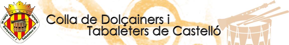Colla de Dolçainers i Tabaleters de Castelló Logo