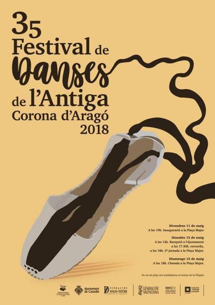 Festival de danses de l'Antiga Corona d'Aragó